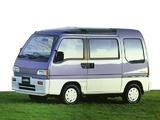Pictures of Subaru Sambar Dias II Super Charger Sunsunroof (KV3/KV4) 1992–95