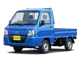 Pictures of Subaru Sambar Truck 2009