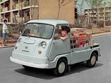 Subaru Sambar Pickup 1961–66 pictures