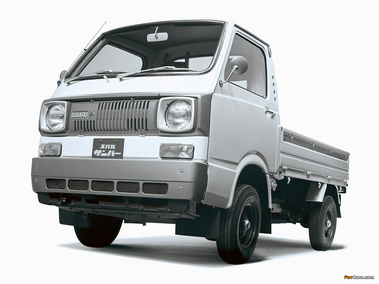 Subaru Sambar 360 Truck 1973–77 pictures (1280 x 960)