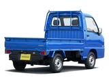 Subaru Sambar Truck 2009 images