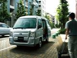 Subaru Sambar Wagon 2009 wallpapers