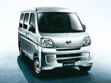 Subaru Sambar Transporter Van 2012 pictures