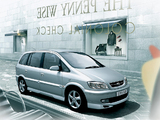Images of Subaru Traviq S Package 2001–04