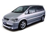 Photos of Subaru Traviq S Package 2001–04
