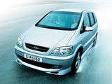 Pictures of Subaru Traviq S Package 2001–04