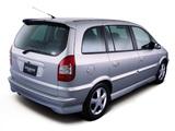 Subaru Traviq S Package 2001–04 pictures