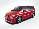 Subaru Traviq S Package 2001–04 wallpapers