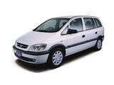 Subaru Traviq 2001–04 wallpapers