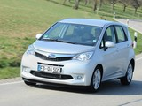 Photos of Subaru Trezia 1.3i EU-spec (NCP/NSP) 2011–2014