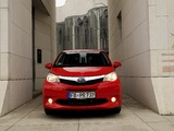 Pictures of Subaru Trezia 1.4D EU-spec (NCP/NSP) 2011–2014