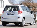 Pictures of Subaru Trezia 1.3i EU-spec (NCP/NSP) 2011–2014