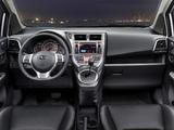 Subaru Trezia EU-spec 2011 images