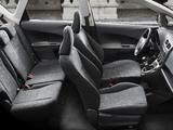 Subaru Trezia EU-spec 2011 photos