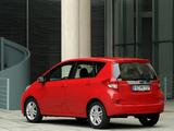 Subaru Trezia EU-spec 2011 wallpapers
