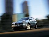 Photos of Subaru B9 Tribeca US-spec 2006–07