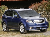 Photos of Subaru Tribeca US-spec 2008