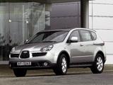 Pictures of Subaru B9 Tribeca 2006–07