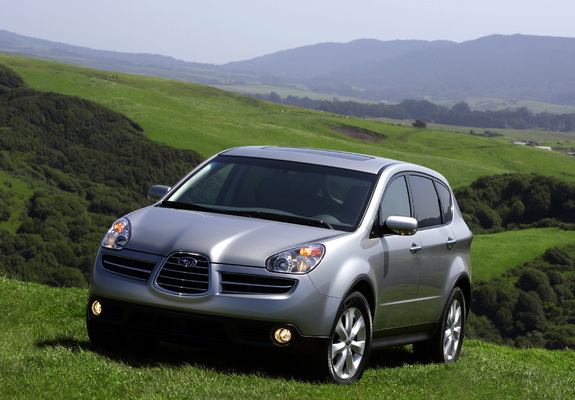 Pictures Of Subaru B9 Tribeca Us Spec 200607