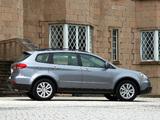 Pictures of Subaru Tribeca 2008