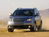 Subaru Tribeca US-spec 2008 images