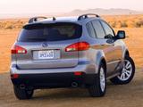 Subaru Tribeca US-spec 2008 wallpapers