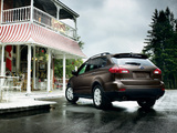 Subaru Tribeca US-spec 2008 wallpapers