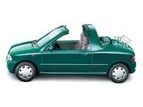 Images of Subaru Vivio Targa 1992–98