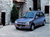 Subaru Vivio 3-door 1992–98 pictures