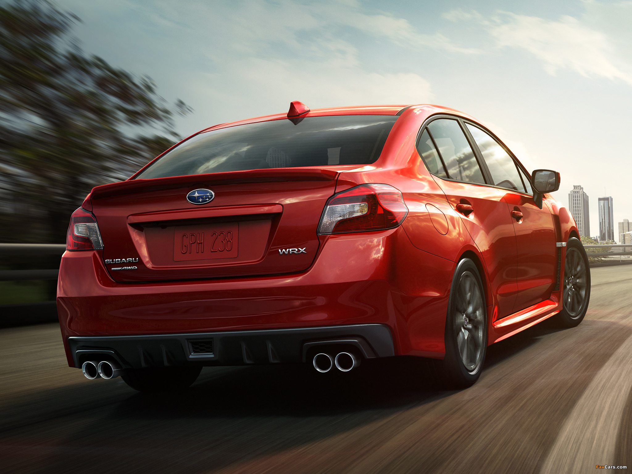 Subaru WRX 2014 photos (2048 x 1536)