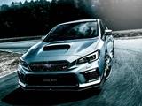 Subaru WRX STI JP-spec 2017 wallpapers