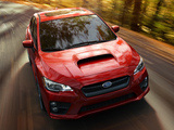 Subaru WRX 2014 wallpapers