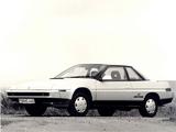 Subaru XT 1985–91 images