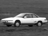 Subaru XT 1985–91 photos