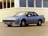 Subaru XT 1985–91 pictures