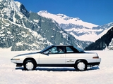 Subaru XT 1985–91 wallpapers