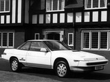 Subaru XT UK-spec 1985–91 wallpapers