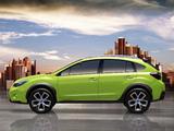 Images of Subaru XV Concept 2011