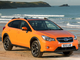 Images of Subaru XV UK-spec 2012