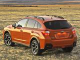Images of Subaru XV Crosstrek 2012