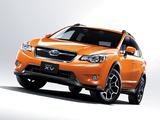 Photos of Subaru XV JP-spec 2012
