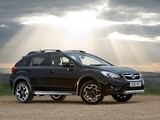 Photos of Subaru XV UK-spec 2012