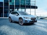 Photos of Subaru XV JP-spec 2017
