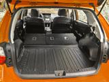 Pictures of Subaru XV Crosstrek 2012