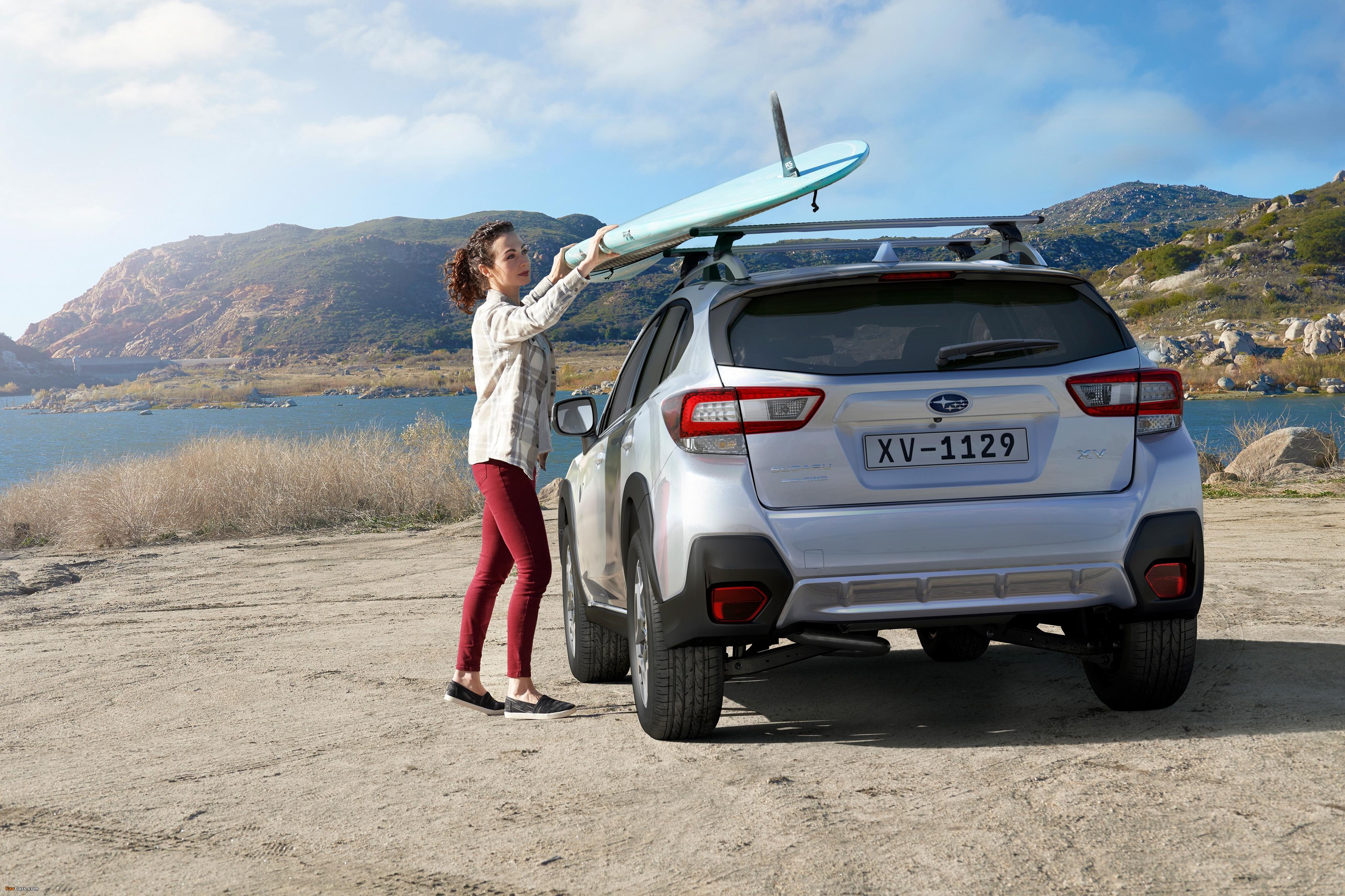Pictures of Subaru XV 2017 (4096 x 2731)