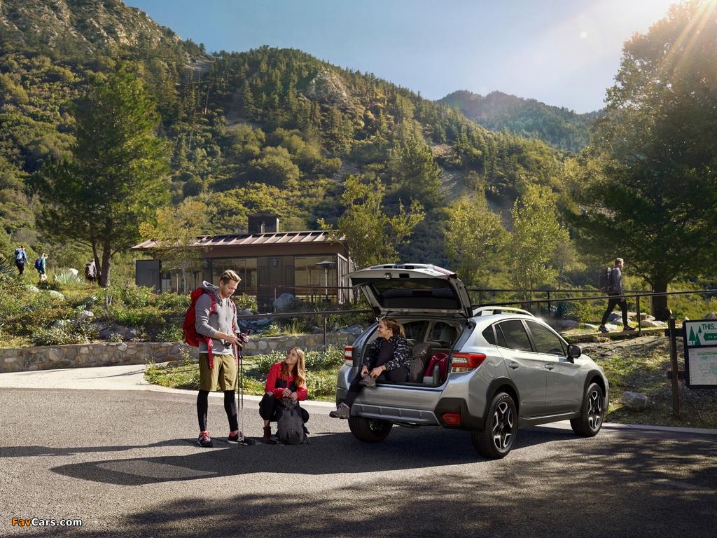 Pictures of Subaru XV 2017 (1024 x 768)