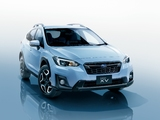 Pictures of Subaru XV JP-spec 2017