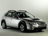 Subaru Impreza XV 2.0D 2010–11 images