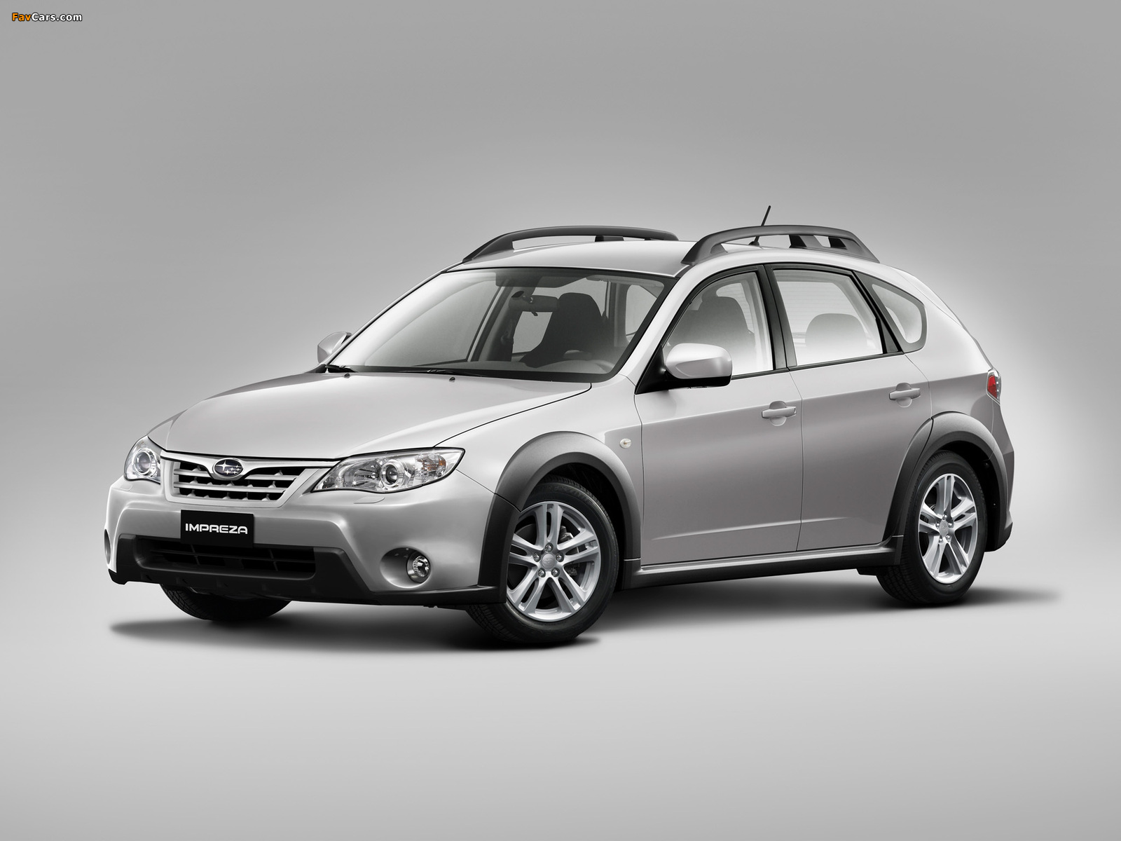 Subaru Impreza XV 2.0X 2010–11 pictures (1600 x 1200)