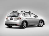 Subaru Impreza XV 2.0X 2010–11 wallpapers